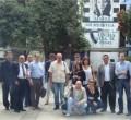 Grupo de ALPEC en la Universidad de San Carlos de Guatemala, martes 11 abril 2011